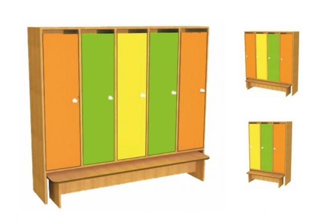 Шкаф детский модель 22 - шкафы гардеробные - каталог.